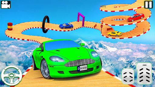 Code Triche Nouveau voiture conduite impossible voiture course apk mod screenshots 1
