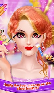 Cheer Leader Dressup And Spa v1.0.1