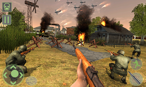 Frontline World War 2 Survival FPS Grand Shooting 1.5 screenshots 1