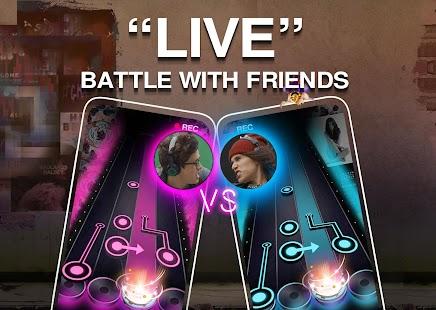 Beat Fever: Music Tap Rhythm Game- screenshot thumbnail