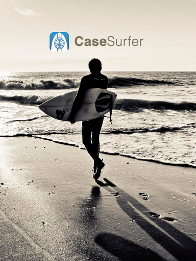 Casesurfer- screenshot