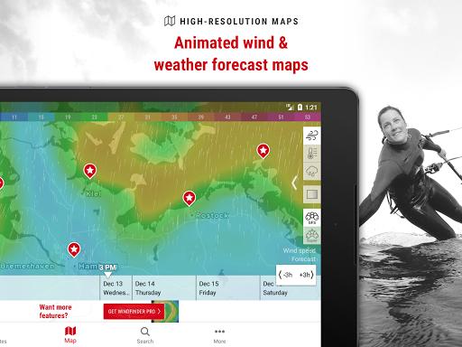 Windfinder - weather & wind forecast 3.15.0 screenshots 7