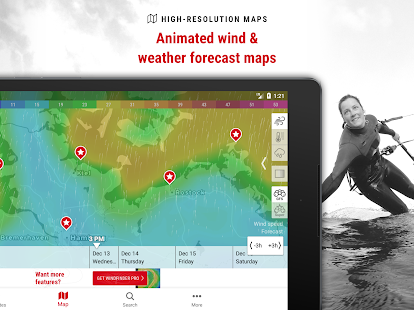 Windfinder – weather & wind forecast 8