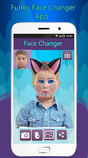 Face Changer Photo Editor - Face Editing App - náhled