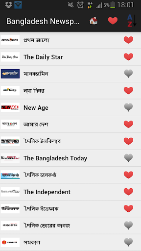 Bangladesh Newspapers All