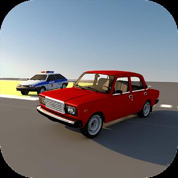 Car Chase 2019-Classical Car Chase Simulator.