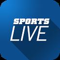 SportsLive: Watch & Listen icon