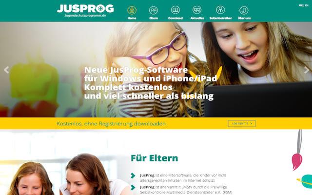 JusProg Browser Extension