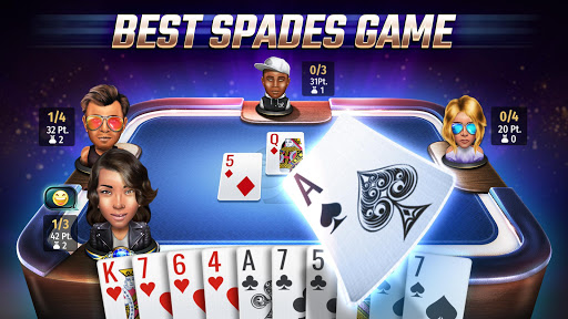 Spades Royale - Online Card Games screenshots 1