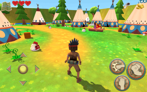 Tribes of Indians: The Legend of The Chief Hack for the game