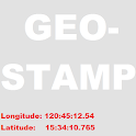 Geo Stamp icon