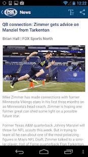 FOX Sports Mobile- screenshot thumbnail