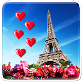 I Love Paris Live Wallpaper
