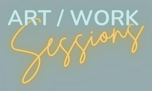 art work sessions blue