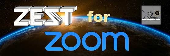 Zest for Zoom Videos