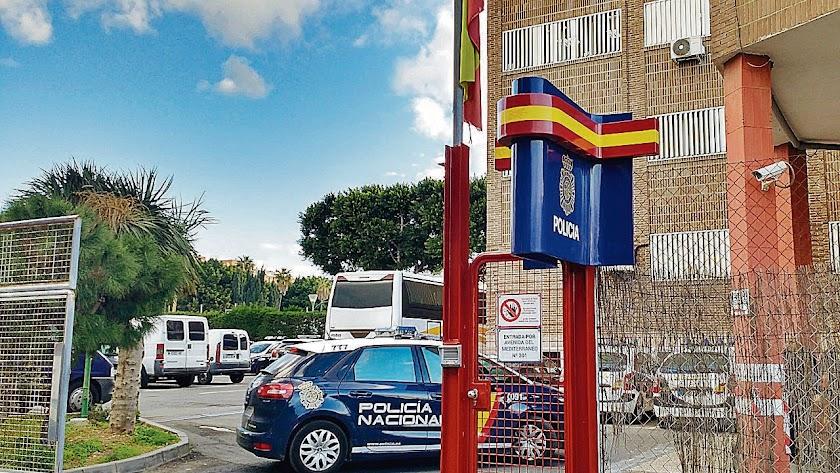 Comisaría de la Policía Nacional de Almería