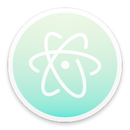 Atom Portable, a hackable text editor for the 21st Century!