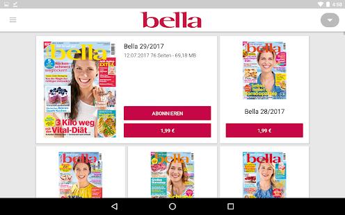 Bella ePaper - náhled