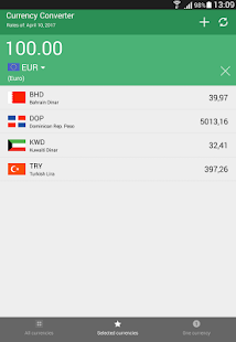 Fast Currency Converter- screenshot thumbnail