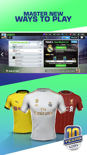 Top Eleven 2020 -  Be a soccer manager 10.0 screenshots 6