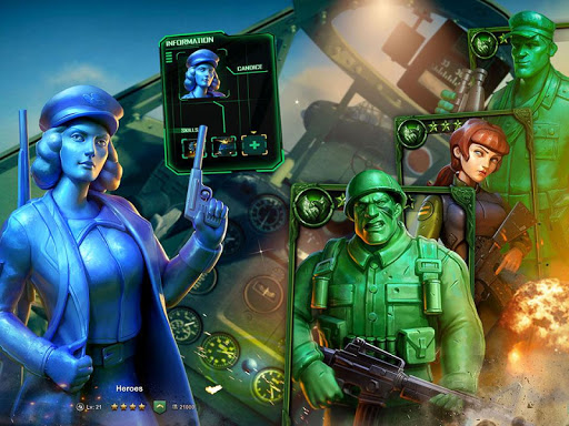 Army Men Strike Beta 3.58.1 screenshots 5