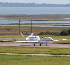 Photo: Landing at Wallops Flight Facility in Virginia at 11:37 a.m. EDT on Sept. 7, 2012.