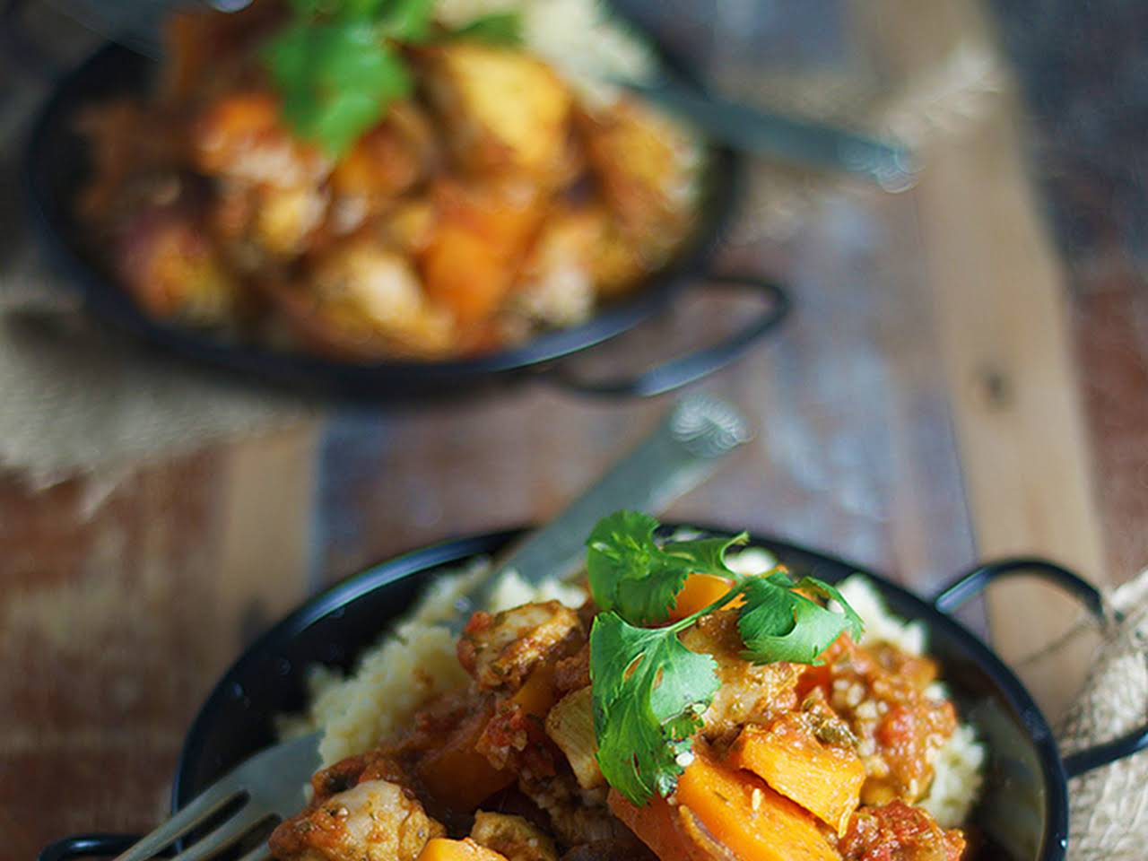 10 Best Moroccan Seafood Tagine Recipes ...