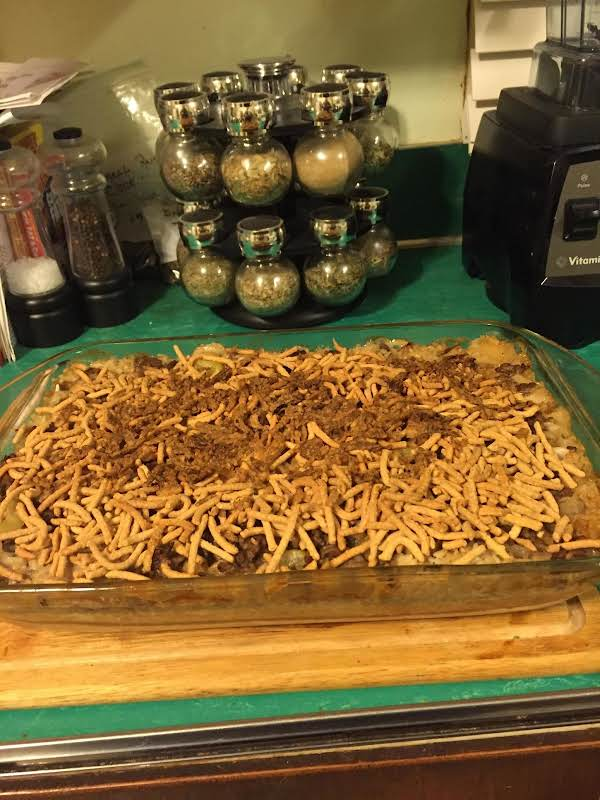 Chinese Casserole Recipe