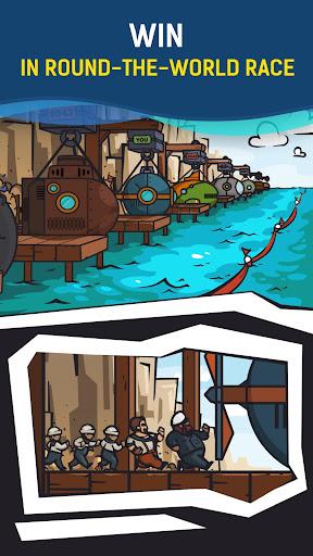 Idle Submarine: Crafting Journey  screenshots 4