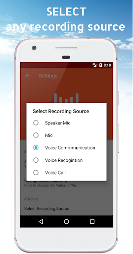Call Recorder 1 screenshots 6
