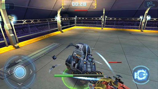 Robot Crash Fight 1.0.2 screenshots 16