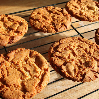 Stem Ginger Cookies – super yummy and a really easy recipe that always works
