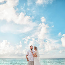 Wedding photographer Anastasiya Polinina (Cancun). Photo of 08.09.2017