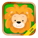 Peekaboo Safari for Kids icon