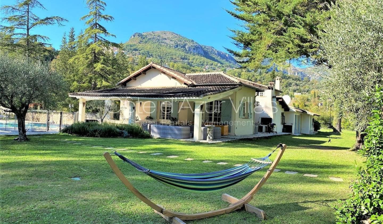 Villa avec piscine Tourrettes-sur-Loup