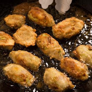 Pan-Fried Baby Artichokes With Gremolata