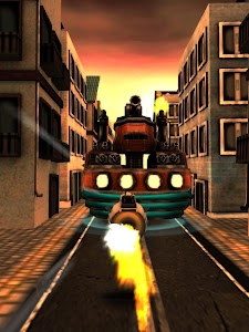 Rocket Ace: Infinite Run screenshot 9