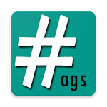 Hashtags for Social Networks Icon