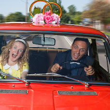 Wedding photographer Aleksandr Kuzin (Formator). Photo of 24.11.2017