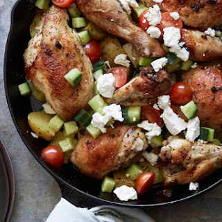 Greek Chicken and Potatoes Recipe