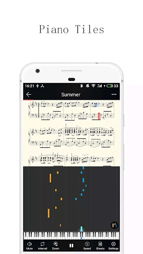 Tadpole Sheet Music-Free MusicScore,Learn piano. 1.3.7 screenshots 2
