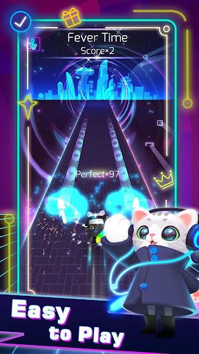 Sonic Cat - Slash the Beats🎵🕹️ 1.3.0 screenshots 1