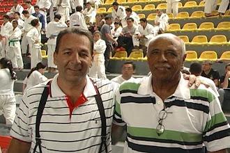 Photo: Prof. José de Souza Campos - Torneio de Judô do Corinthians - 2009.