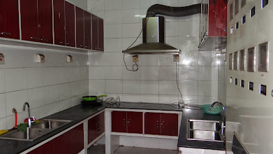 Photo: Shared kitchen in Friendship student residence