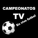 Campeonatos play TV en vivo futbol icon