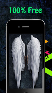 Angel Wings Wallpapers - náhled