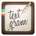 Textgram - write on photos apk