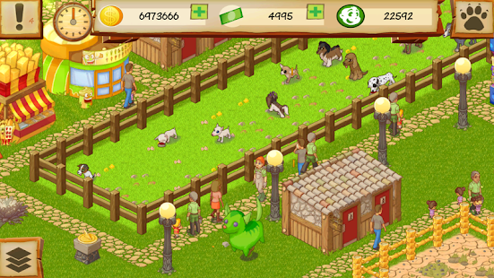 Dog Park Tycoon Screenshot