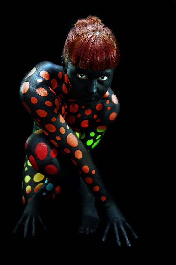ArtByAna by Kylie Allan - Abstract Fine Art ( abstract, body art, glow,  )