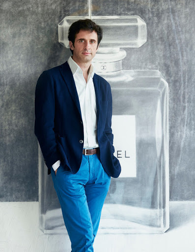New Perfume Review Chanel Paris-Edimbourg- Olivier Creates His Own Space